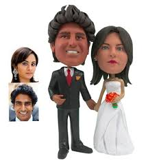 personalized wedding cake toppers crafted personalized wedding cake topper of a beautiful