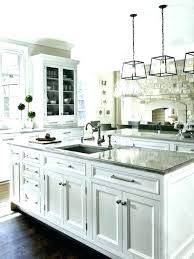 white kitchen cabinets with black hardware white cabinet hardware copperpanset club