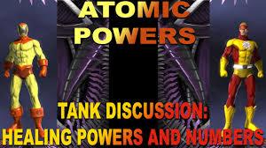 dc universe halloween costumes dcuo pc test server atomic tank healing powers youtube