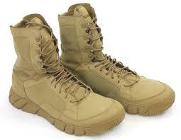 oakley light assault boot demo oakley si light assault boot coyote brown size 12 5