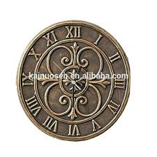 terracotta outdoor wall clocks terracotta garden clock and