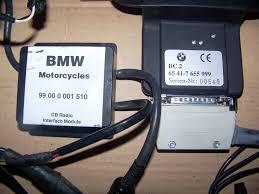 k1200lt bc2 comm system