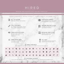 resume format download in ms word 2017 help modern resume template for ms word layla hired design studio
