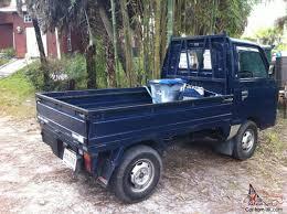 mitsubishi minicab 4x4 1987 subaru sambar mini truck 4x4 kei japanese pick up truck