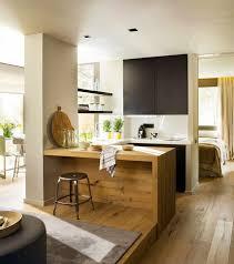 cuisine estrade déco bois aménagements en bois pour toute la maison côté maison