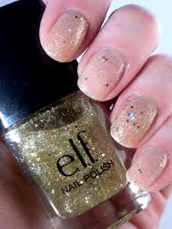 elf golden goddess lacquer me silly