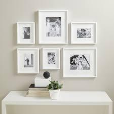 photo frames white u0026 silver picture frames the white company