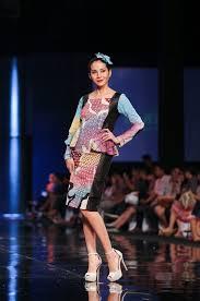 model baju model baju batik kerja modern model baju batik