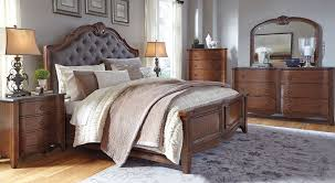 upholstered bedroom set lexington upholstered bedroom set jennifer furniture