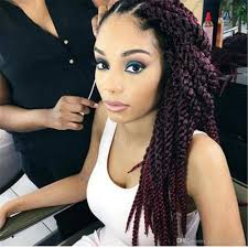 ombre crochet braids 2018 3d cubic twist crochet braids afri naptural tm split
