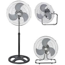 large floor fan industrial mareessentials 3 in 1 premium large high velocity industrial black