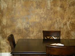 Faux Walls Decorative Faux Finish Traditional Dining Room Seattle By