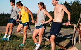 understated running apparel running attire