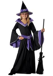 child glamour witch costume kids witch halloween costumes