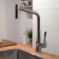 hansgrohe 04508 metris prep kitchen faucet faucets kitchen and