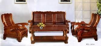 Simple Wooden Sofa Appealing Modern Wooden Sofa Set Images Best Idea Home Design