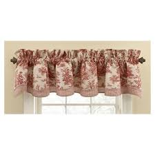 Toile Cafe Curtains Kitchen Extraordinary Waverly Kitchen Curtains Waverly Curtains