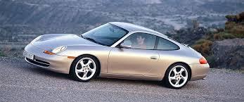 porsche 911 model history porsche 911 type 996 1998 2005