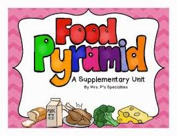 food pyramid mrs p s specialties