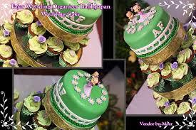 wedding cake balikpapan wedding cupcake by fajar wedding organizer balikpapan fajar