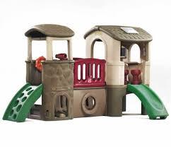 Amazon Backyard Playsets - step2 naturally playful clubhouse climber step2 http www amazon