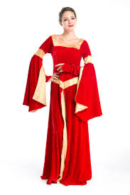 online get cheap royal red queen costume aliexpress com alibaba