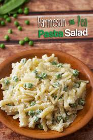 easy pasta salad parmesan pea pasta salad tasty ever after all natural real