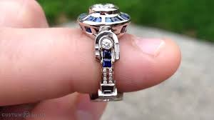 r2d2 wedding ring proposes with r2d2 engagement ring ring