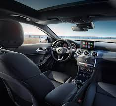 land wind interior mercedes benz gla fitness programme for the compact suv