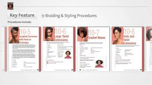 milady standard natural hair care and braiding youtube