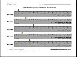 measuring with a ruler worksheets worksheets u2013 guillermotull com