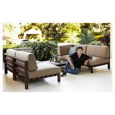 patio by durie fremantle modular corner chair sofa