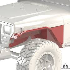 modified jeep wrangler yj wrangler yj overline flat tube fenders