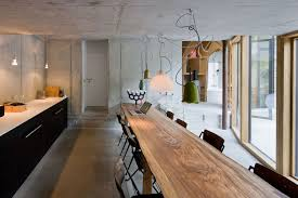 long narrow kitchen table long narrow kitchen old dining table lacquer fitted home interior