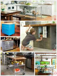 kitchen island ideas diy kitchen island ideas decorating and diy projects