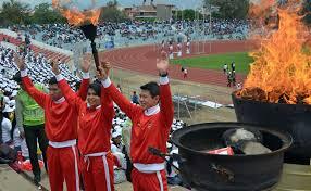 presidente inaugura segunda fase de los juegos juegos plurinacionales arrancan en cochabamba deportes bolivia com