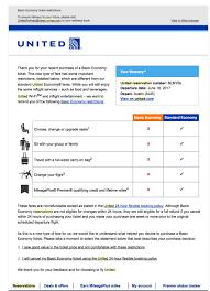 United Bag Policy I Flew United U0027s U0027basic Economy U0027 And Discovered A Huge Problem With