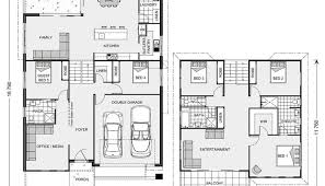 small house plans with garage attached numberedtype small bi level house plans luxamcc org