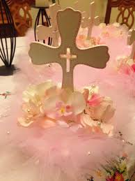 Baptism Decorations Boy Home Design Graceful Religious Table Decorations Boy First