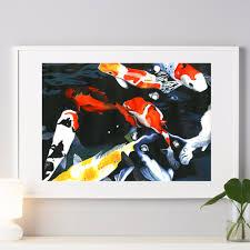 online get cheap koi fish artwork aliexpress com alibaba group
