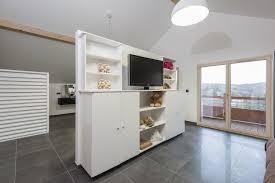 interieur maison bois contemporaine ambiance intérieure maison ossature bois boillod construction
