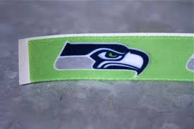 seahawk ribbon hawks hair elastics yesterday on tuesday