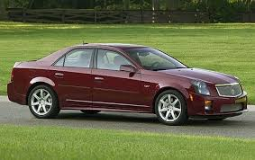 2004 cadillac cts v for sale used 2007 cadillac cts v sedan pricing for sale edmunds