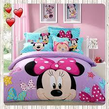 Queen Minnie Mouse Comforter Bedding Sets Kids U0026 Teens At Bedding Home U0026 Garden