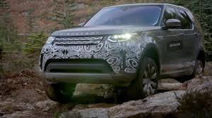 discovery land rover 2017 new 2017 land rover discovery driven u2013 the ultimate 4x4 returns to