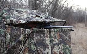 Bow Hunting From Ground Blind 6 Tips For Hunting In Ground Blinds Grand View Outdoors