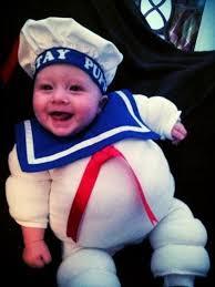 Baby Funny Halloween Costumes Kids Halloween Costumes Marshmallow Man Funny