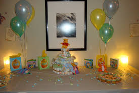 winnie the pooh baby shower table decorations pooh tabletop baby