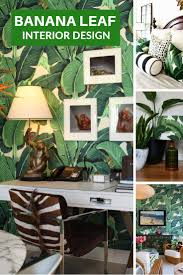 18 best big leaf decor images on pinterest interior decorating
