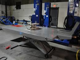 Motorcycle Lift Table by Bison Brand Motorcycle Lift M 1000 Motorcycle Lifts North